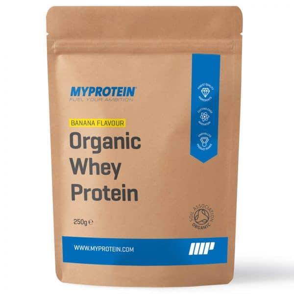 Biologisch Whey Protein - 250g - Banana