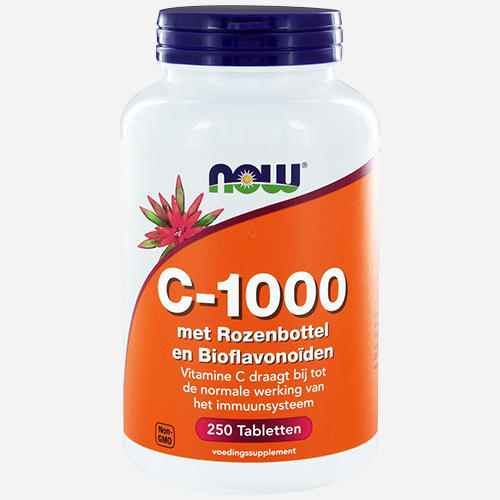 C-1000 met Rozenbottel & Bioflavonoïden