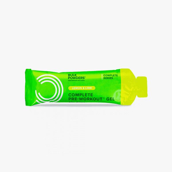 Complete Pre-Workout™ Gel (Probeerverpakking)