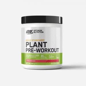 Gold Standard Plant Pre-Workout