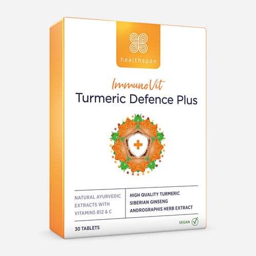 ImmunoVit Turmeric Defence Plus