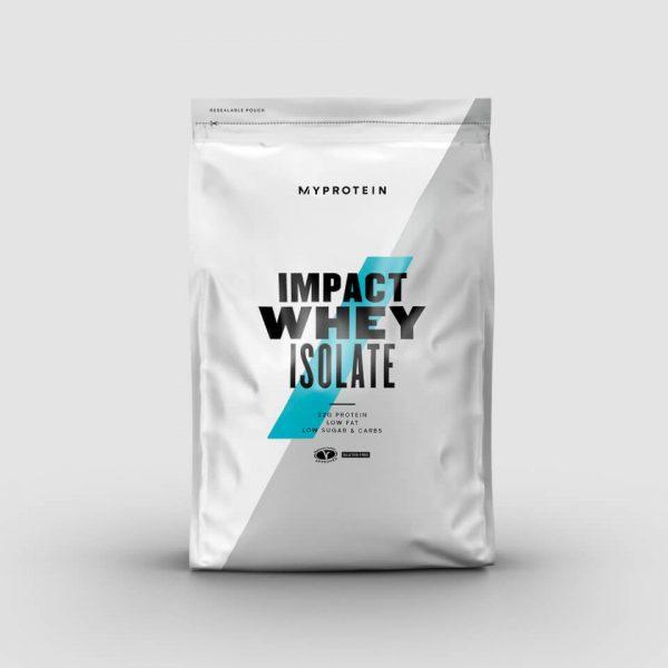 Impact Whey Isolate - 1kg - Chocolate Caramel