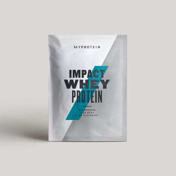 Impact Whey Protein (Sample) - 25g - Rocky Road - New and Improved