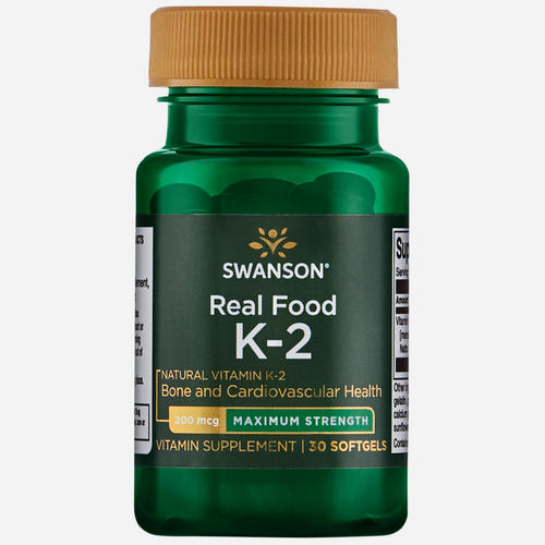 Ultra Maximum Strength Natural Vitamin K2 200mcg