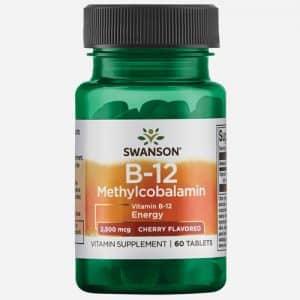 Ultra Methylcobalamin High Absorption B-12