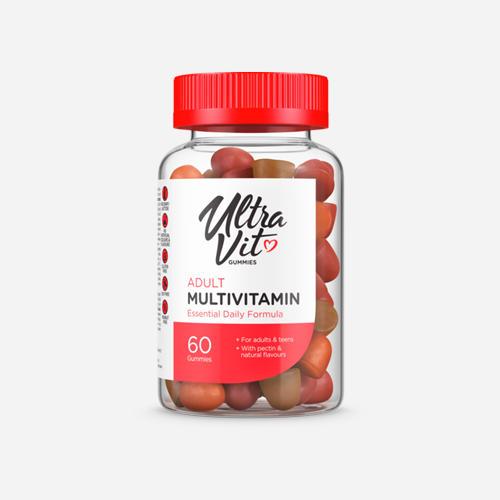 UltraVit Gummies Adult Multivitamin - 60 gummies