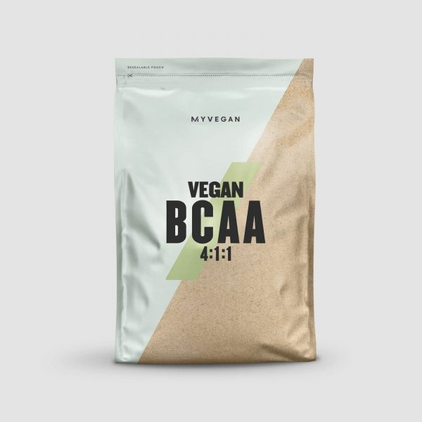 Vegan BCAA 4:1:1 Poeder - 500g - Naturel