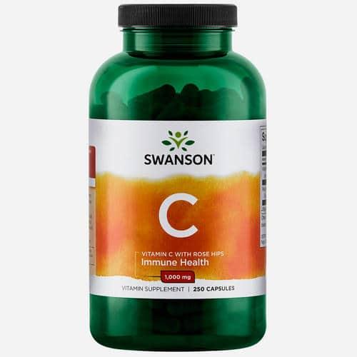 Vitamine C 1000mg W/RH
