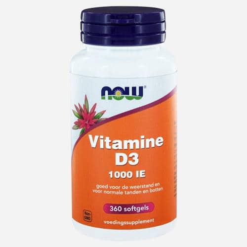 Vitamine D3 (1000 IU)