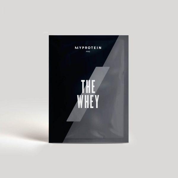 THE Whey (Sample) - 1sachets - Vanilla Crème