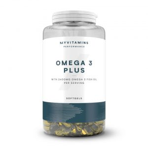 Omega-3 Plus Softgels - 90Capsules