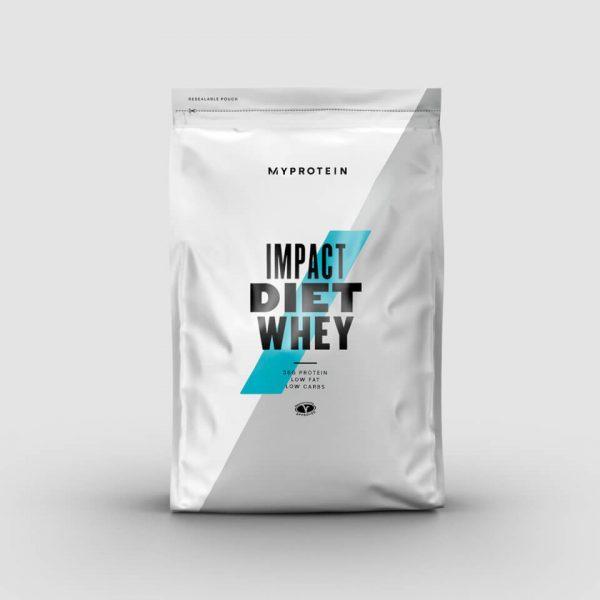 Impact Diet Whey - 1kg - Café Latte
