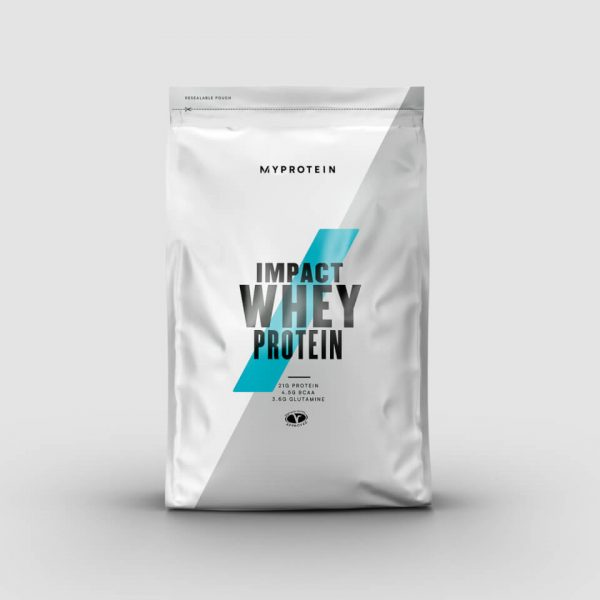 Impact Whey Protein - 2.5kg - Banoffee