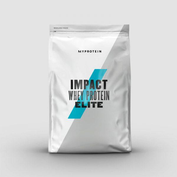 Impact Whey Protein Elite - 2.5kg - Strawberry