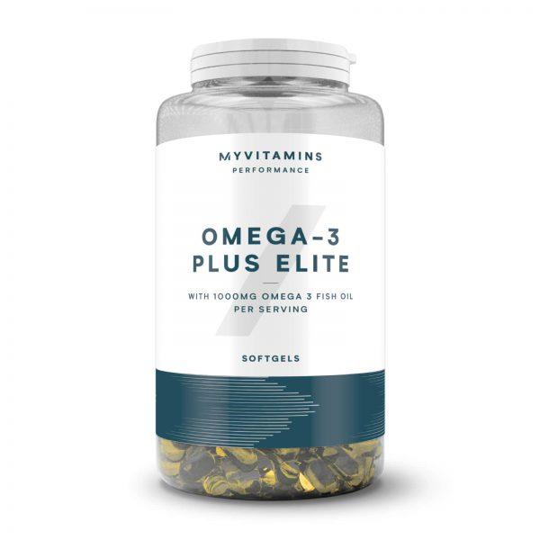 Omega-3 Plus Elite - 250Capsules