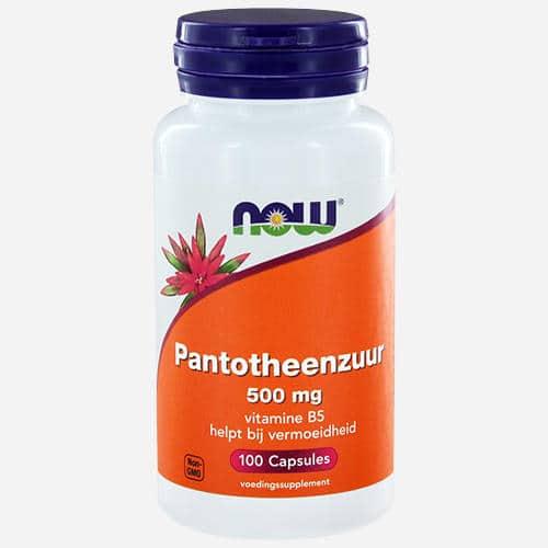 Pantotheenzuur (vitamine B5)