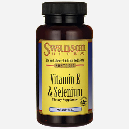 Ultra Vitamin E & Selenium