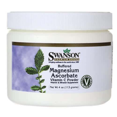Buffered Magnesium Ascorbate Vitamin C powder