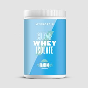 Clear Whey Isolate - 20servings - Ramune