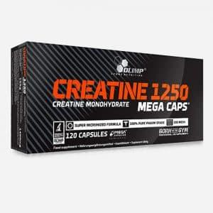 Creatine Mega Caps 1250