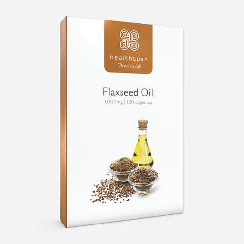 HS FLAXSEED OIL