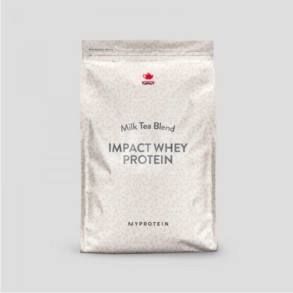 Impact Whey Portein - Milk Tea - 5kg - Milk Tea
