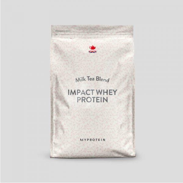 Impact Whey Protein - 5kg - Milk Tea