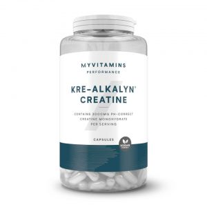 Kre-Alkalyn® Creatine Capsules - 120Capsules