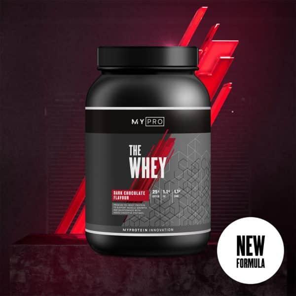Myprotein THE Whey V2 - 30servings - Dark Chocolate