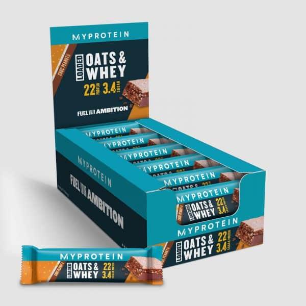 Oats & Whey Reep - New - Chocolate Peanut