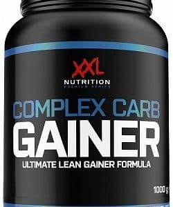 Xxl Nutrition Complex Carb Gainer Cookies en Cream