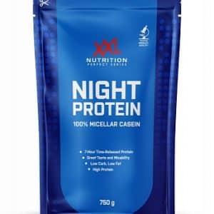 Xxl Nutrition Night Protein Cookies en Cream