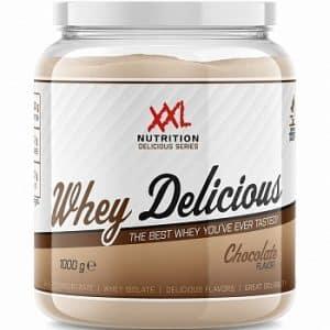 Xxl Nutrition Whey Delicious Protein Chocolade